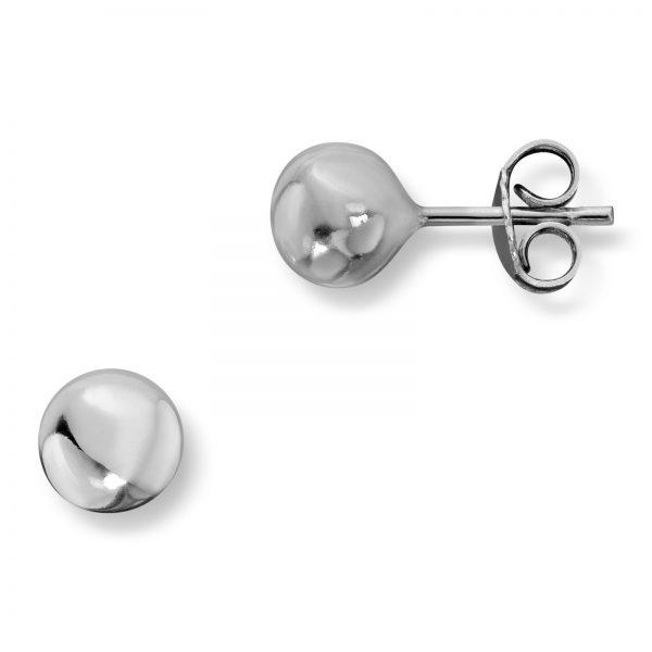 Mestergull Enkel ørepynt i sølv MG BASIC Ørepynt