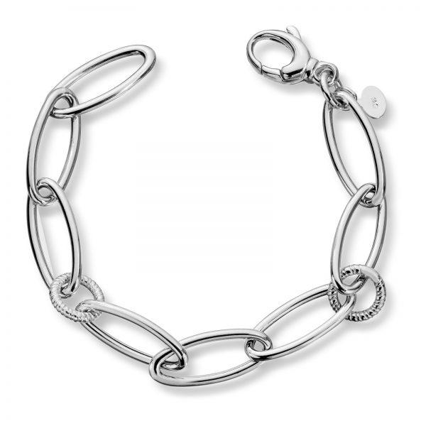 Mestergull Tøft armbånd i sølv MESTERGULL Armbånd