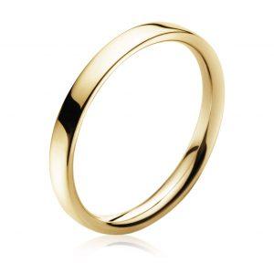 Mestergull Magic Ring i 18 K Gult Gull GEORG JENSEN Magic Ring