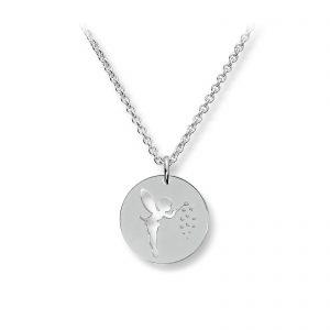 Mestergull Søtt anheng i sølv GID Anheng
