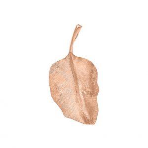 Mestergull Leaves Anheng i 18 K Rosé gull 4 cm LYNGGAARD Leaves Anheng