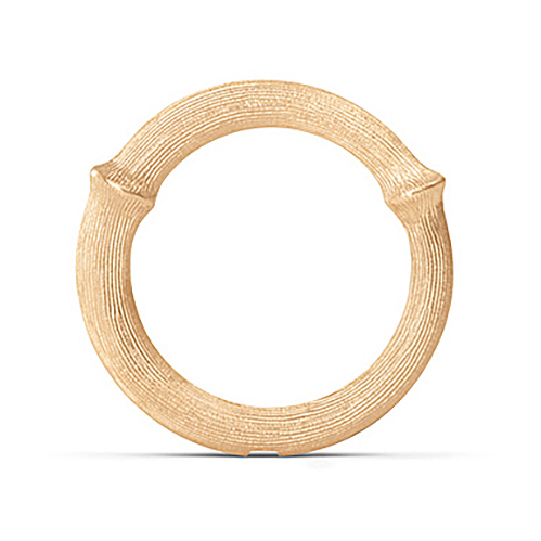Mestergull Nature Ring nr. 4 i 18 K Gult gull LYNGGAARD Nature Ring