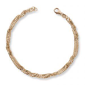 Mestergull Klassisk gullarmbånd singapore MESTERGULL Armbånd