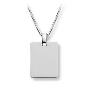 Mestergull Klassisk sølvplate for gravering MESTERGULL Anheng