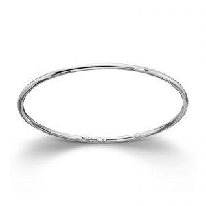 Mestergull Enkel armring i sølv MESTERGULL Armring