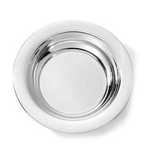 Mestergull Barnetallerken i sølv fra EIK EIK Skål / Tallerken