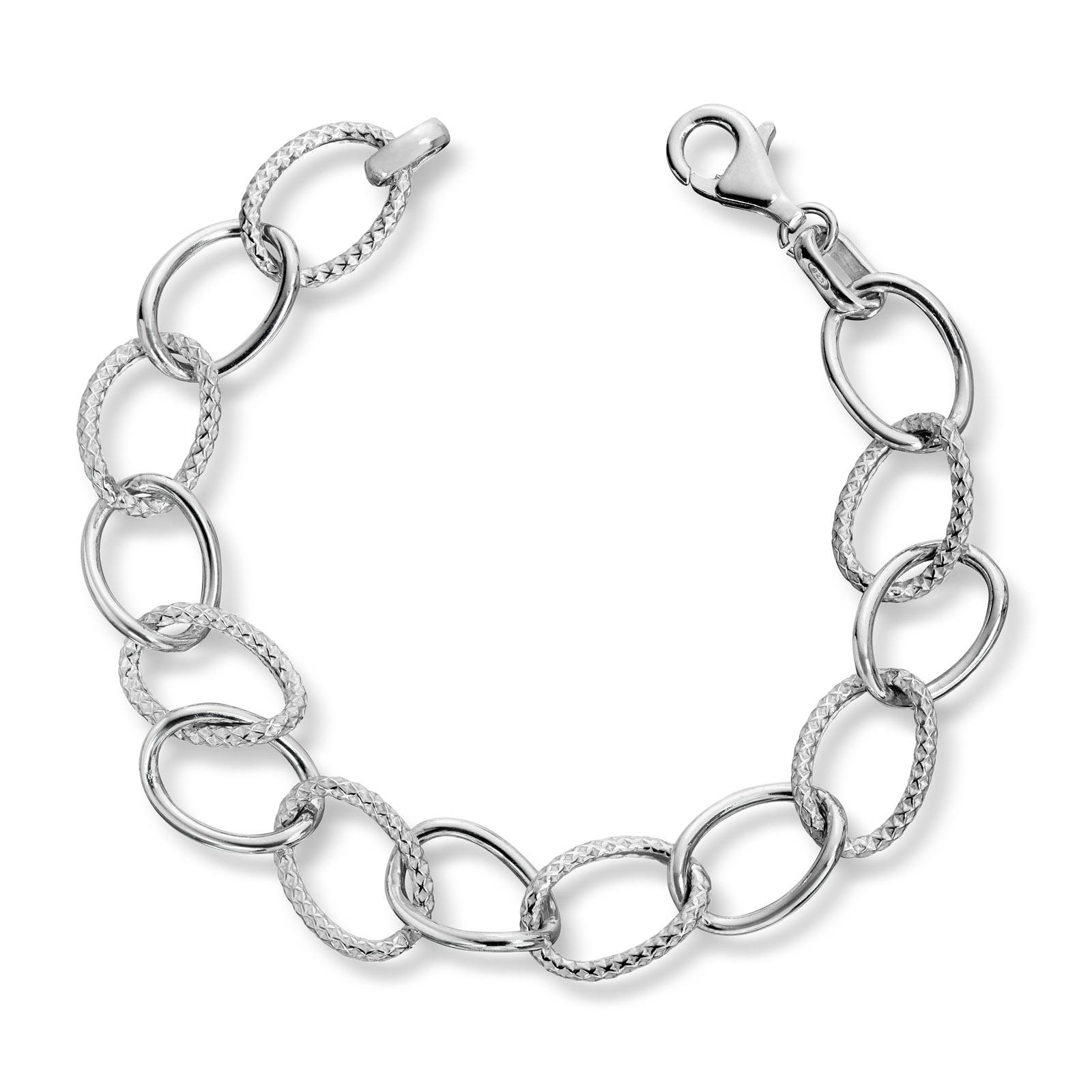 Mestergull Delikat armbånd i sølv MESTERGULL Armbånd
