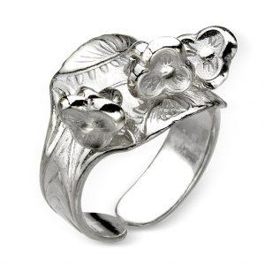 Mestergull Nordlands ring, liten NORDLANDSLV Ring