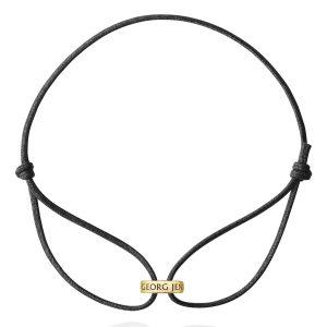 Mestergull Magic armbånd i 18 K Gult Gull GEORG JENSEN Magic Armbånd