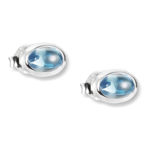 Mestergull Love Beads - liten, enkel og elegant ørepynt i sølv EFVA ATTLING Love Bead Ørepynt