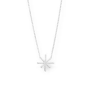 Mestergull Let the diamonds sparkle - Efva Attling EFVA ATTLING Beam & Stars Kjede