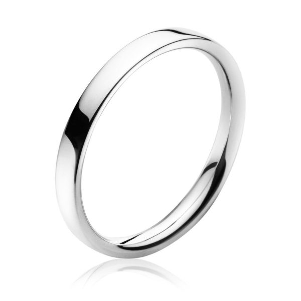 Mestergull Magic Ring i 18 K Hvitt Gull GEORG JENSEN Magic Ring