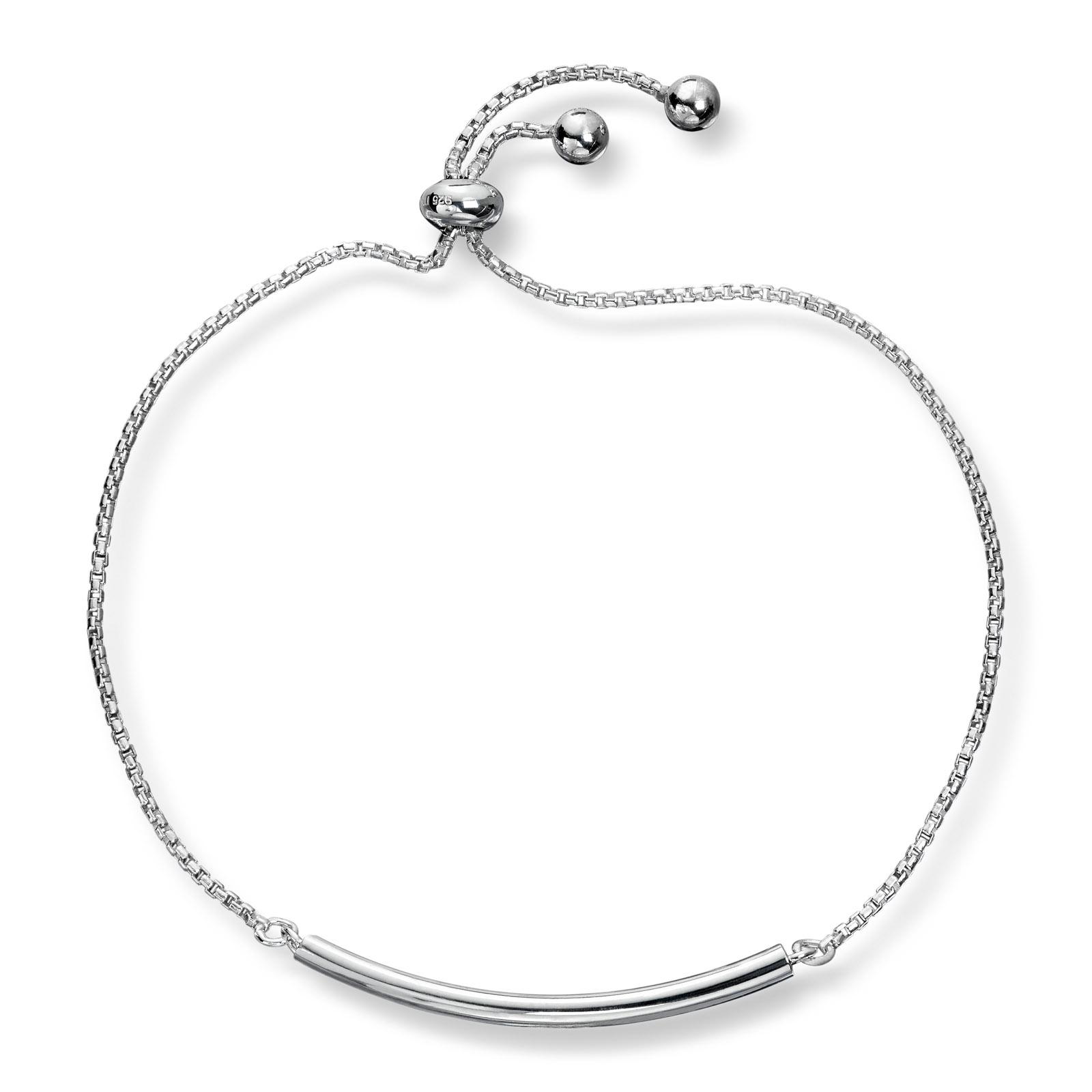 Mestergull Fint armbånd i sølv GID Armbånd