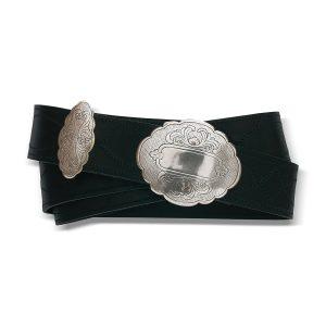 Mestergull Skinnlist til Hallingstakken. Produktet brukes gjerne gravert. NORSK BUNADSØLV Belte