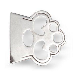 Mestergull Selespenne i oksidert sølv. NORSK BUNADSØLV Spenne