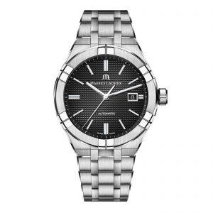 Mestergull Et ur med nytt moderne design som er tilpasset moderne smak. Hvert element i AIKON-serien utstråler luksus med kvalitets finish og høy presisjons kvartsurverk. MAURICE LACROIX Aikon Ur