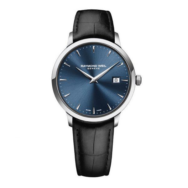 Mestergull Elegant, klassisk og tidløst design er det som beskriver Toccata kolleksjonen. Elegant design med rene linjer som passer til alle anledninger. RAYMOND WEIL Toccata Ur