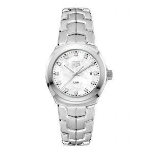 Mestergull Hvor komfort og eleganse møtes. De elegante og funksjonelle klokkene er et utrykk for avantgarde-design og evig eleganse. TAG HEUER Link Ur