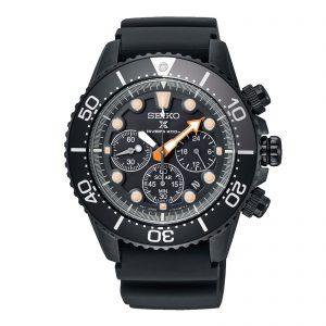 Mestergull Seiko Prospex utfordrer hver grense, med en samling av klokker for sportselskere og eventyrsøkere, enten i vannet, i himmelen eller på land SEIKO Seiko Prospex Ur