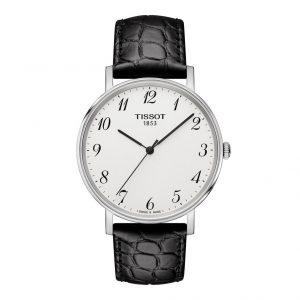 Mestergull En klokke for enhver anledning. En fasjonabel og svært oppnåelig klokke laget av et kjent sveitsisk merke. Sveitsisk og kvalitet til en uslåelig pris TISSOT Everytime Ur
