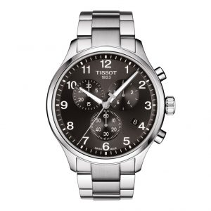 Mestergull Tissot Chrono XL er en flott klokke for de som leter etter en sporty og trendy kronograf med sveitsisk teknologi til en uslåelig pris TISSOT Chrono XL Ur