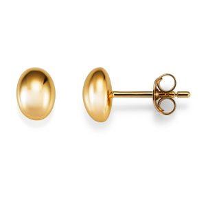 Mestergull 'Love beads' in silver and gold. - Efva Attling EFVA ATTLING Love Bead Ørepynt
