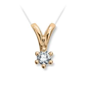 Mestergull Madonna? er originalen og enstens klassikeren med matchende diamantring, anheng og ørepynt i gult eller hvitt gull. Velg mellom diamanter i størrelser fra 0,10 ct. til 2,00 ct. MADONNA Anheng