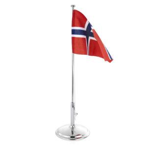 Mestergull Flaggstang med flagg EIK Diverse
